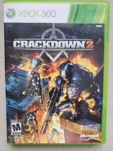 looking for CRACK DOWN 2 xbox360