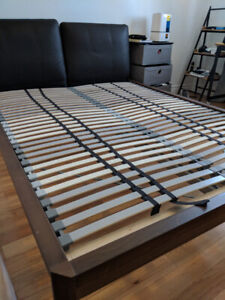 IKEA Stockholm Bed Frame (Queen-Size)