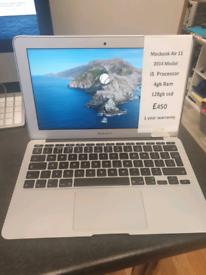 Macbook air 11 i5 128gb