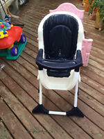 Lightly used toddler items