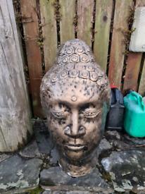 Buddha head orament