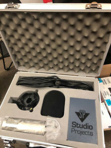Sp studio projects Professional Microphone condenser