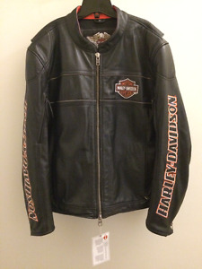 Harley Davidson Full Leather Jacket