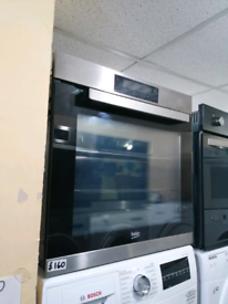 ➡️BEKO BIM32400XP BUILT IN SELF CLEANING ELECTRIC SINGLE OVEN RRP £479