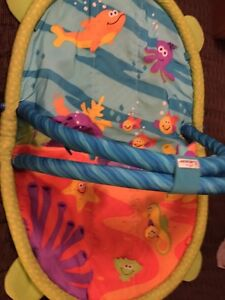 Lamaze turtle activity mat
