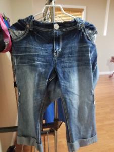 Size 20 Jean Capri