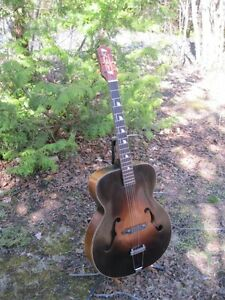 1940s Kay Archtop acoustic guitar