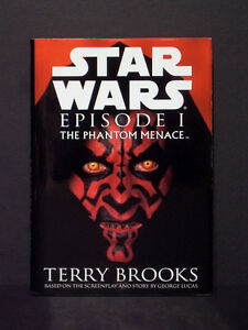 Star Wars Episode 1: The Phantom Menace - Hardcover