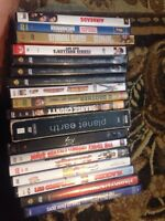 DVDs $5 a $15 obo