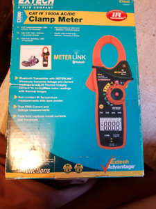 Extech Multimeter for electricians $175 obo
