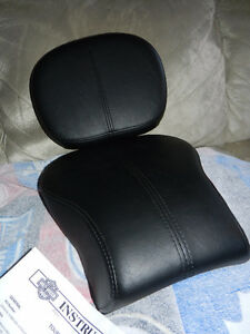 OEM Passenger Seat & Backrest