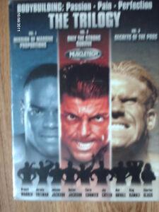 Bodybuilding DVD for sale