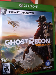 Ghost Recon- wildlands
