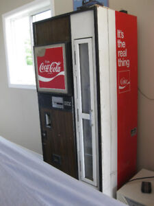 Vintage Coke Machine Kijiji In Ontario Buy Sell