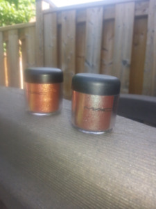 2 M.A.C Make Up Art Pigment Colour Powder Brand New Without Box
