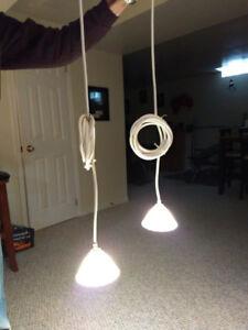 Pendant lights low voltage