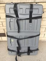 Bicycle travel box