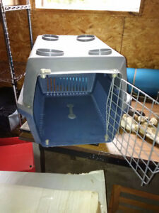 Pet Carrier Crate for a Cat or Small Dog