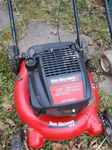 3 Gas Lawn mores for sale