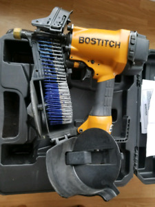 3 yr old bostitch hardie siding nailer
