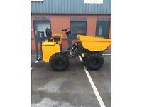 Terex 1 tonne dumper 2014 model excellent condition