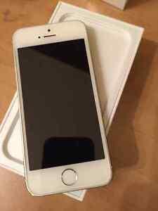 iphone 5s --utilisé que 6 mois et garantie apple avril 2017