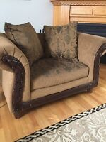 Sofa set 3 piece