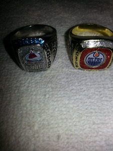 Molson Canadian Stanley Cup Rings for 2016