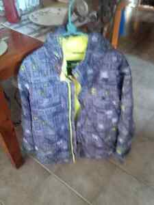 LIKE NEW. FROM WEST49. DC WATERPROOF WINTER COAT. SIZE YOUTH 16-
