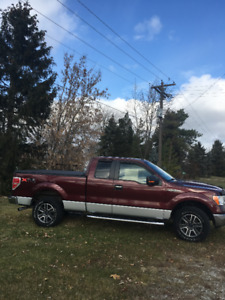 2010 Ford F-150 silver Pickup Truck