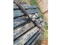 Ford estate tow bar