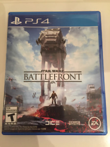 Star Wars Battlefront PS4 (Play Station 4)