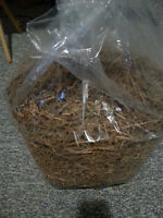 12lb bag of Fire starter Material for woodstoves or fireplaces