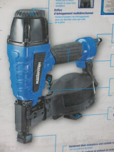 Mastercraft Coil Roofing Nailer, BRAND NEW