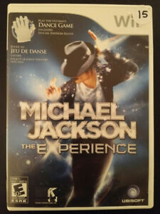 The Michael Jackson Experience for Nintendo Wii