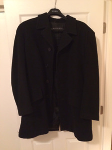 Mens dress coat, size 42
