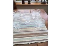 Waterford Crystal desert type dishes