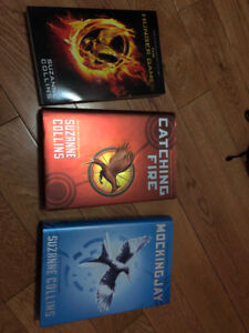 Selling The Hunger Games Trilogy