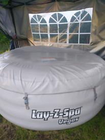 Lay Z Spa Vegas Hot Tub