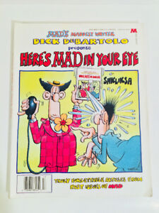 1984 HERE'S MAD IN YOUR EYE - A MAD BIG BOOK FIRST PRINTING