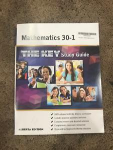 Mathematics 30-1 THE KEY study guide