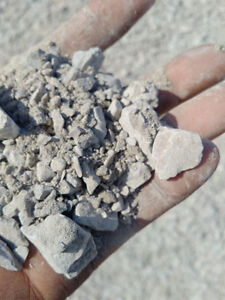 Crusher Run (Crush and Run) &other aggregates in Barrie downtown