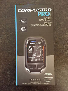BRAND NEW COMPUSTAR PRO REMOTE START MODELS IN STOCK!