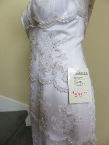 Sposabella size 12 - never used - negotiable