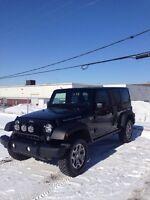 2014 Jeep unlimited RUBICON