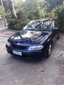 2001 Holden Commodore VX Equipe