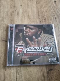 Freeway - Free at last - CD - RAP / HIP HOP