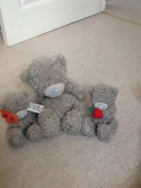 Collection of me to u teddies