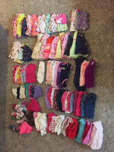 Girl clothes size 6 months - excellent condition
