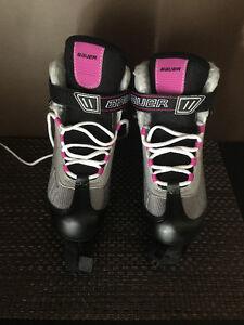 "BAUER ""Fast"" Recreational Skates - Size US5"